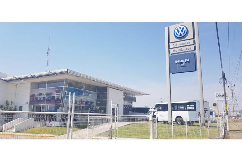 Red de concesionarios MAN-VW opera normal