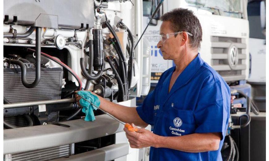 Volkswagen Caminhões e Ônibus aumenta la oferta de piezas de repuesto