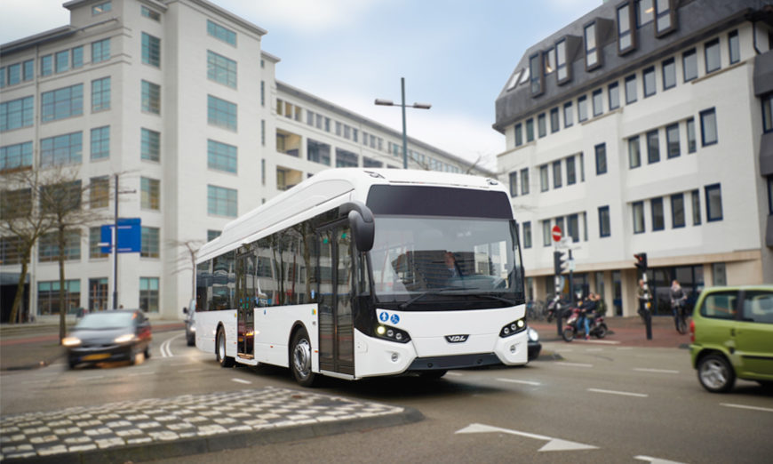 VDL Bus & Coach entregará 21 Citeas SLF-120 Electric para la ciudad de Leipzig