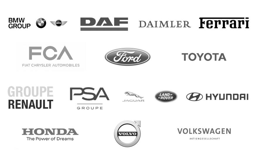 La Asociación Europea de Fabricantes de Automóviles (ACEA) habla de un relanzamiento exitoso de la industria automotriz