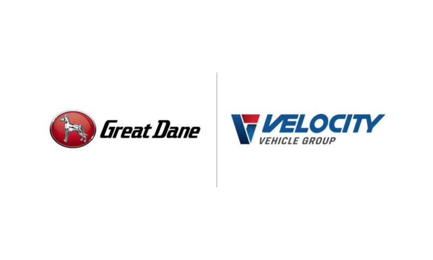Great Dane se asocia con Velocity Vehicle Group y amplía su servicio