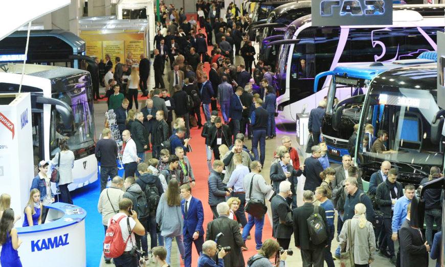 Moscú acoge la exposición Busworld Rusia como una gran innovación para los fabricantes rusos