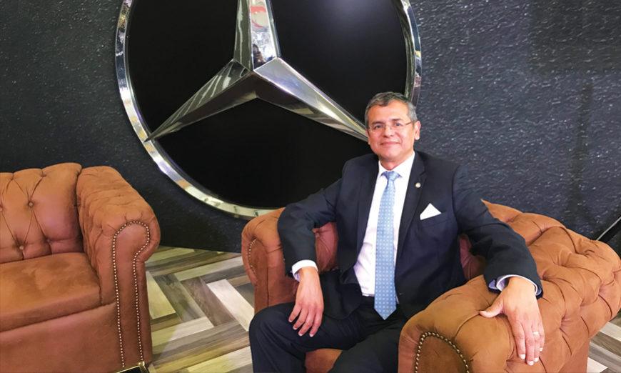 El cambio está en el ADN de la Planta de Mercedes-Benz Autobuses