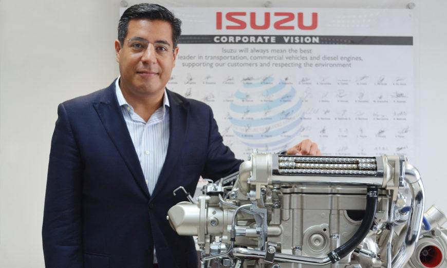 Para Isuzu Motors de México, es momento de replantear las metas