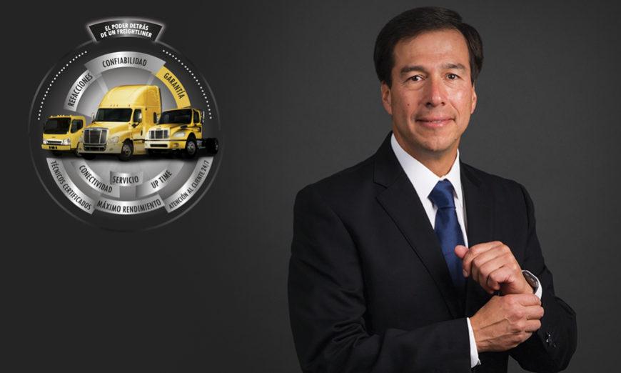 La postventa de Daimler es la columna vertebral del transporte