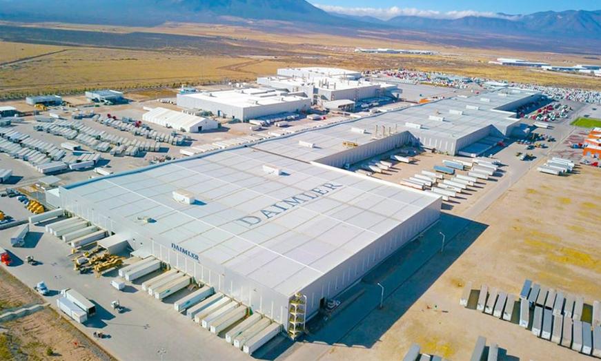 Daimler Trucks North America reanuda su producción en México