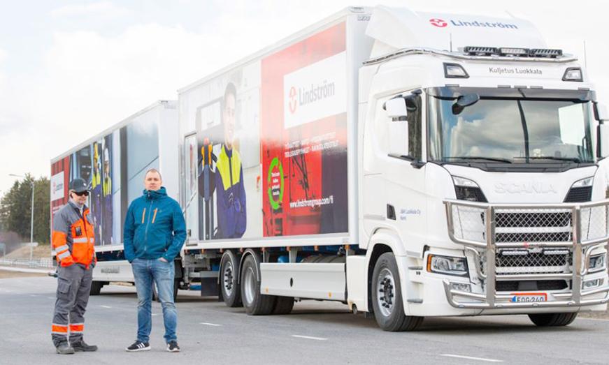 Camiones Scania que usan bio-GNL ganan terreno en los países nórdicos junio 9, 2020