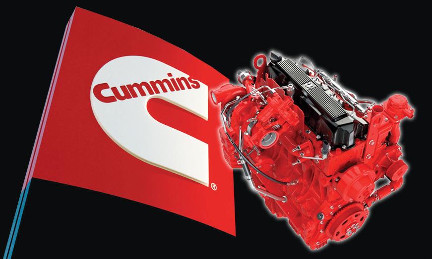 Cummins lanza su nuevo motor de 4 cilindros para aplicación agrícola
