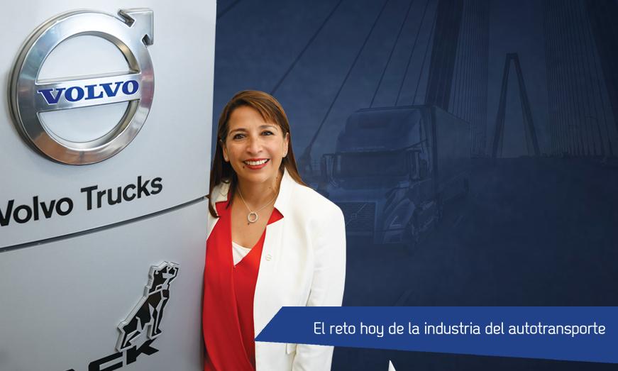 Volvo Trucks mueve a México y es 100% satisfacción para sus clientes