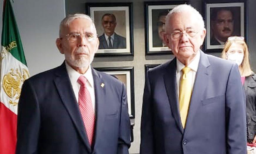 Designa el Presidente López Obrador a Jorge Arganis Díaz Leal como Secretario de Comunicaciones y Transportes