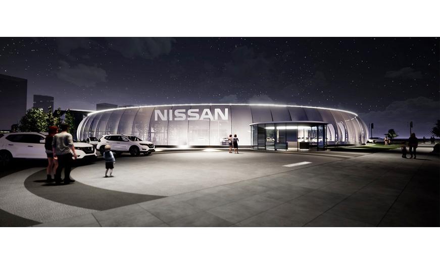 Nissan demostrará el futuro de la movilidad a través de Nissan Pavilion