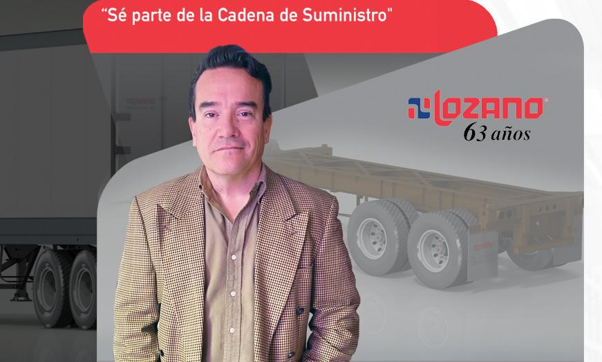 Remolques Lozano protege la cadena de suministro