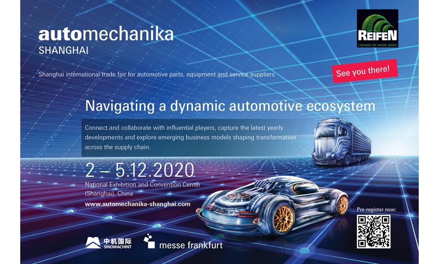 Automechanika Shanghai, una feria impulsora de la economía