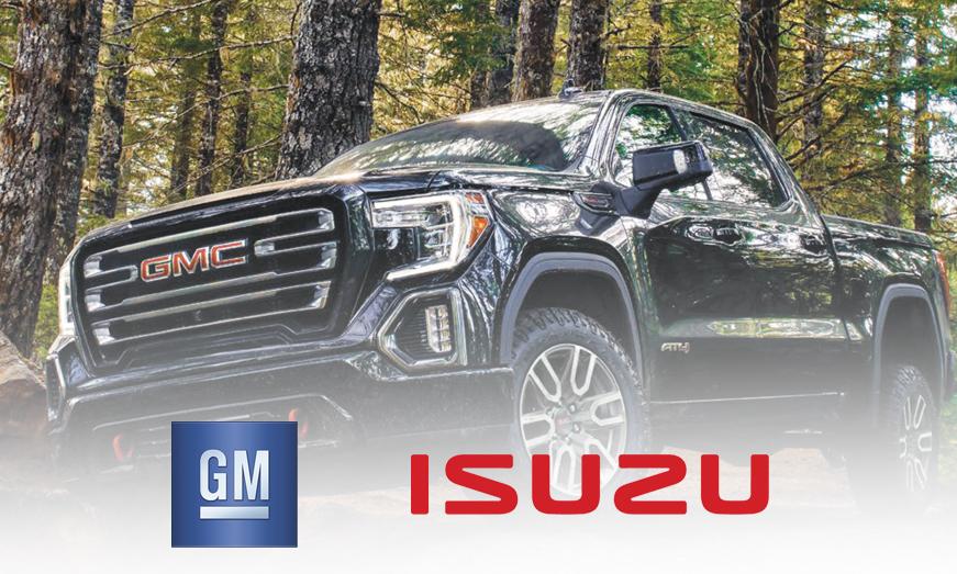 GM ISUZU crearán mil nuevos empleos en una nueva planta en Ohio