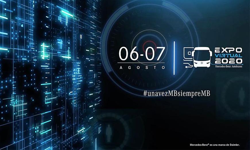 Primera Expo Virtual de Mercedes-Benz Autobuses