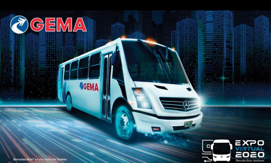Mercedes-Benz Autobuses entrega una importante flota a Transportes GEMA