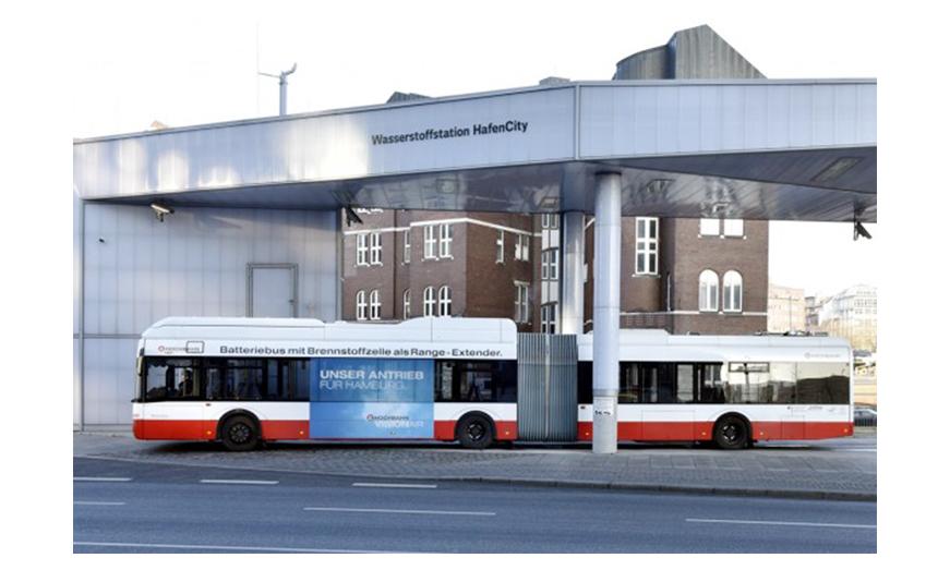 Hamburger Hochbahn lanza una Licitación para 50 Autobuses de células de combustible