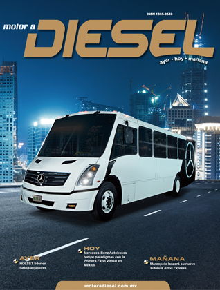 Revista Motor a Diesel edición 269