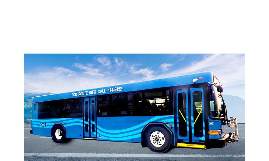 Complete Coach Works entrega el último autobús remanufacturado a Josephine Community Transit
