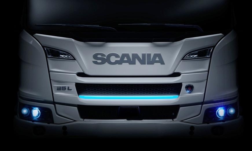 Scania lanza a nivel global su plataforma de vehículos eléctricos