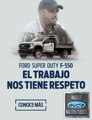 Ford Super Duty F-550