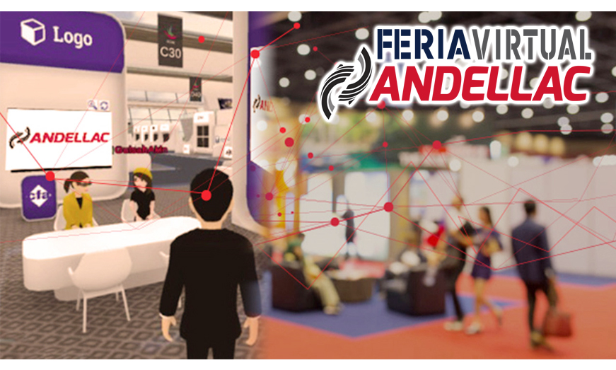 ANDELLAC anuncia la realización de la Feria Virtual 2020