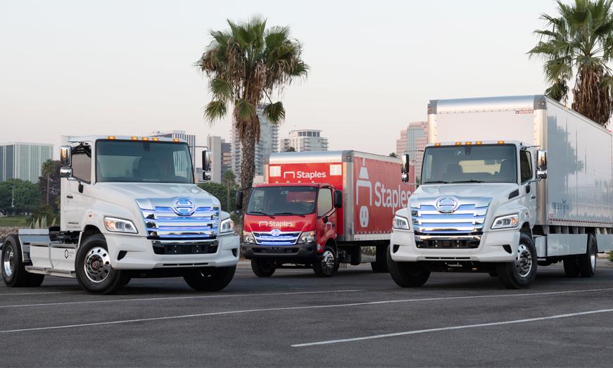 Hino Trucks anunció el Proyecto Z