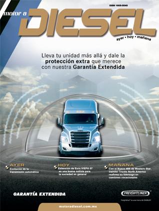 portada 271 revista motor a diesel