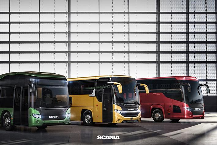 El camino al transporte sustentable para Scania se basa principalmente en 3 pilares