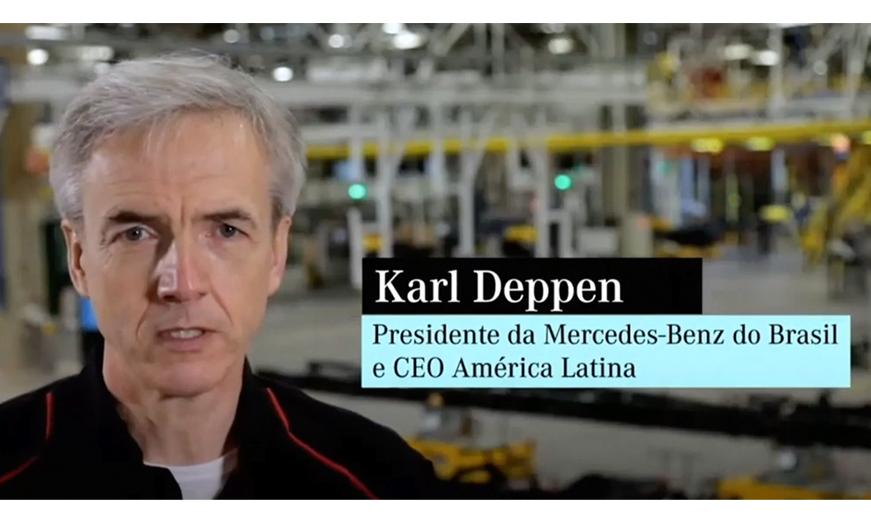 Mercedes-Benz inaugura la primera planta 4.0 de chasis de ómnibus de Brasil