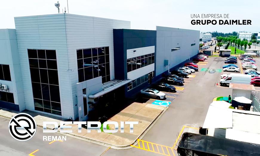 Detroit Reman siempre garantía de eficiencia en productos remanufacturados