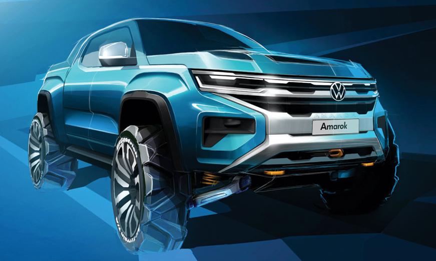 La cooperación entre Volkswagen Commercial Vehicles y Ford entra en la siguiente etapa con tres proyectos de vehículos