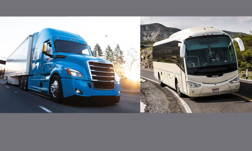 Autotransporte federal en números