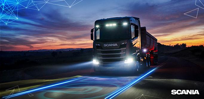 Scania Communicator