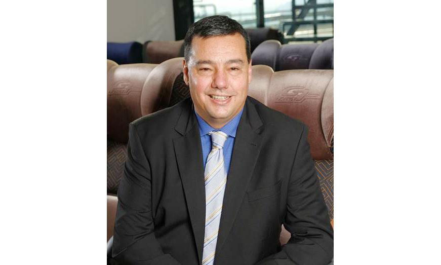 José Luiz Moraes Goes asume la Dirección-General de Marcopolo México