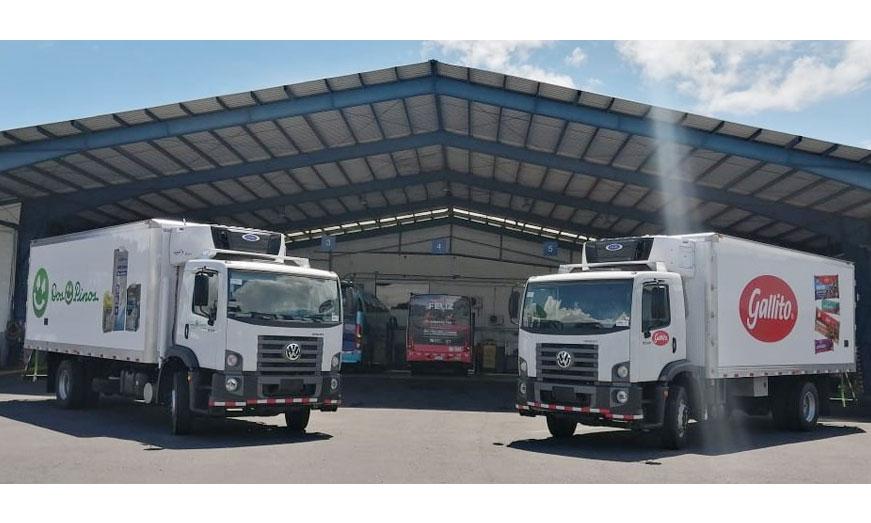 Camiones Volkswagen son aprobados por clientes en Costa Rica