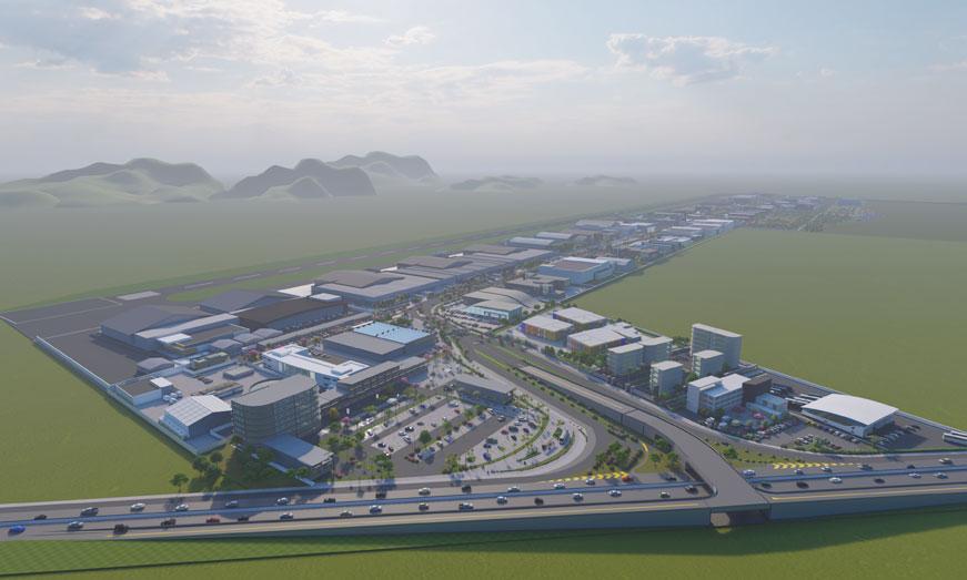 Los proyectos Corredor TMEC y MZT AeroSpacePark se unen en un megaproyecto en vías de conformar un gran clúster logístico, tecnológico e industrial