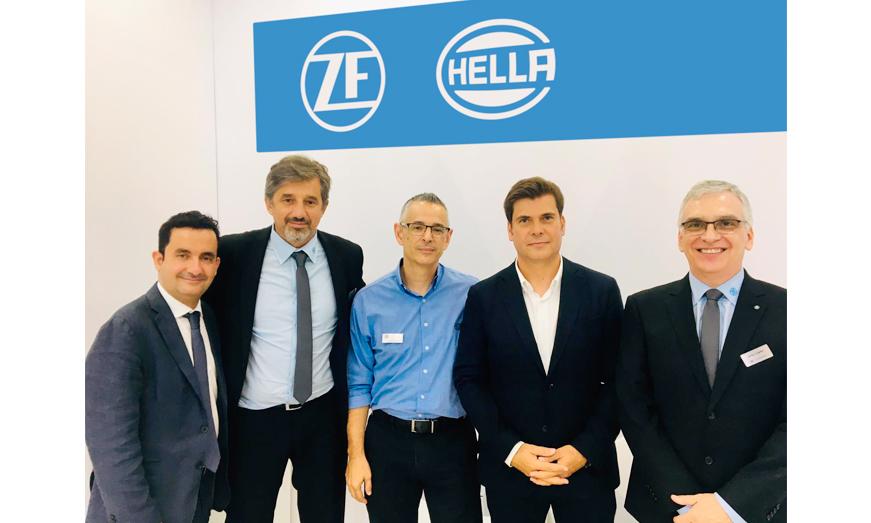 ZF Aftermarket y Hella han iniciado una cooperación comercial en Argentina