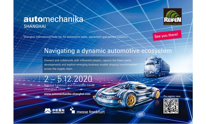 Automechanika Shanghai 2020 presenta una nueva plataforma digital