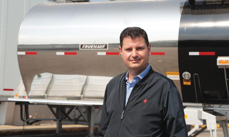 Fruehauf inicia una nueva era a cargo de Leandro Radomile