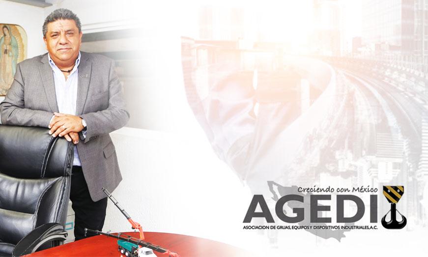 Asociados de AGEDI participan en el 95% de las obras de infraestructura del país