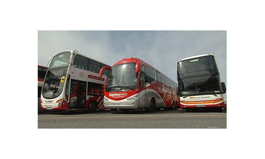 Bus Éireann creará 120 nuevos puestos de trabajo y proporcionará un aumento de los servicios en todo el país
