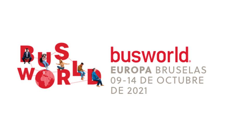 Busworld Europe se prepara para ser la primera feria internacional en vivo de autobuses y autocares en 2021