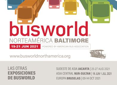 Busworld Northamerica 2021