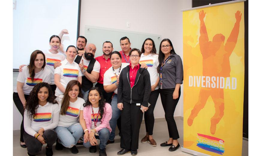 Cummins México fue galardonado con la Certificación de Mejores Lugares para Trabajar LGBT que otorga la Fundación Human Rights Campaign