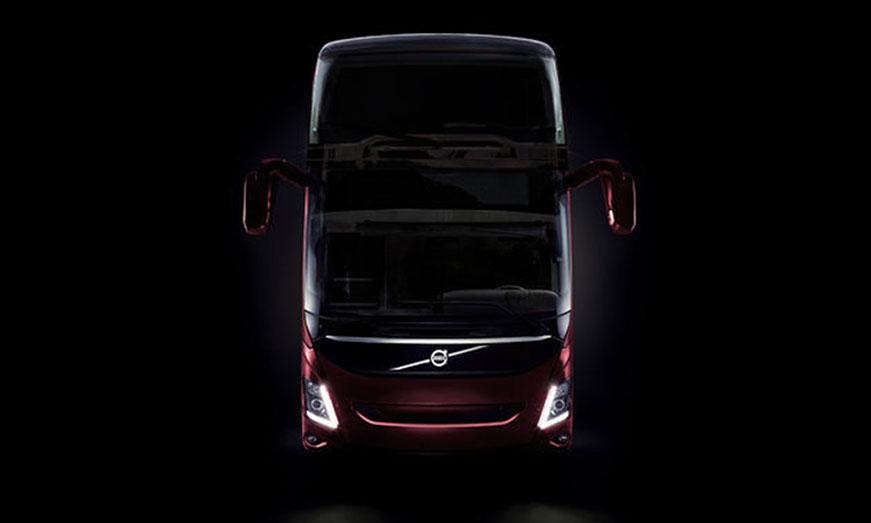 Volvo lanza el 9700 DD para Europa