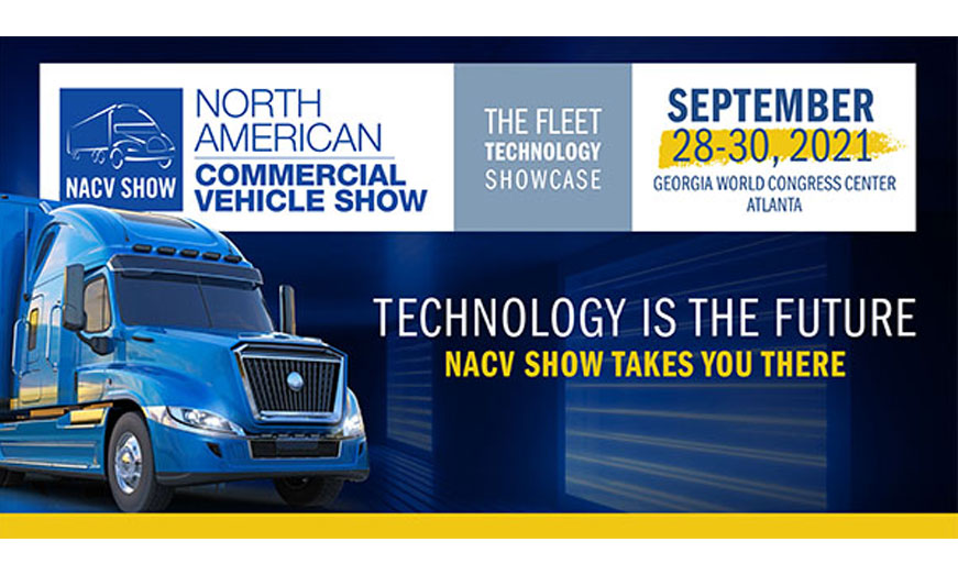 North American Comercial Vehicle Show