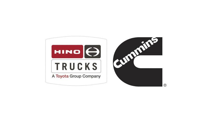 Hino Trucks anuncia su intención de producir camiones de rango medio y rango pesado con motor Cummins