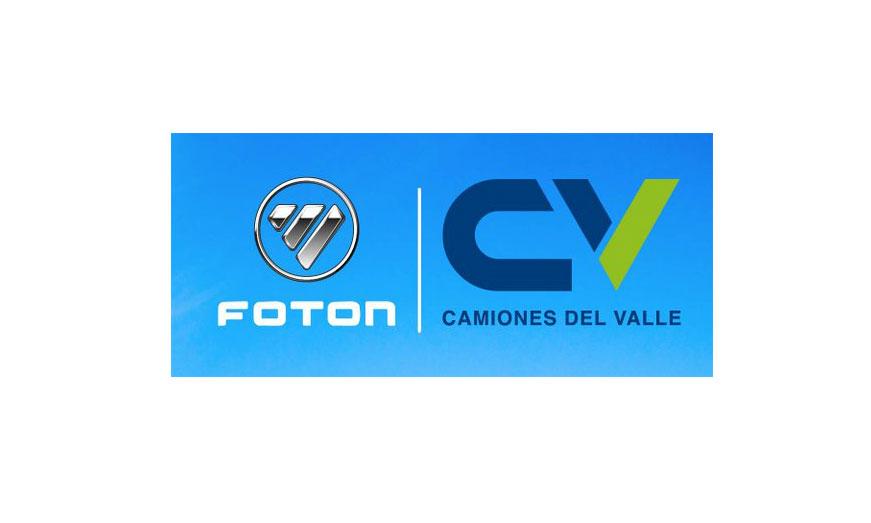 Camiones del Valle, distribuidor FOTÓN en el Estado de México