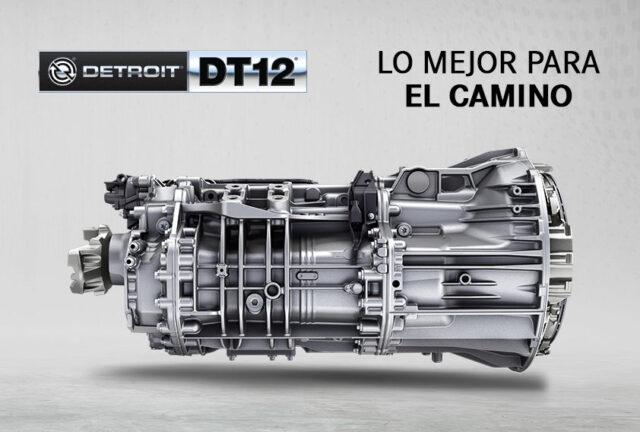 Detroit DT12
